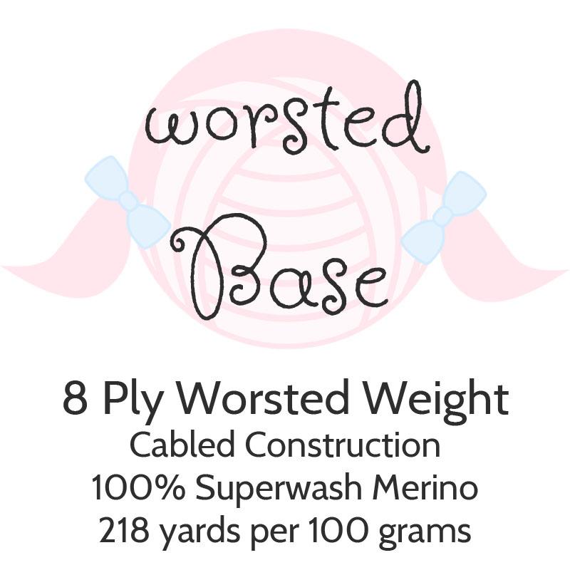 Worsted Base