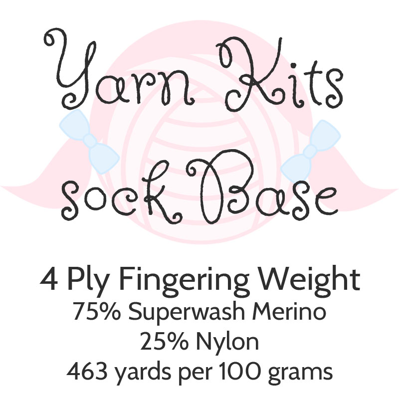 Yarn Kits - Sock Base