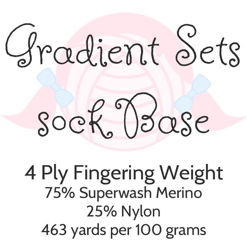 Gradient Sets - Sock Base